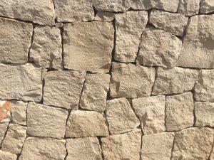 Piedramampostería blanca