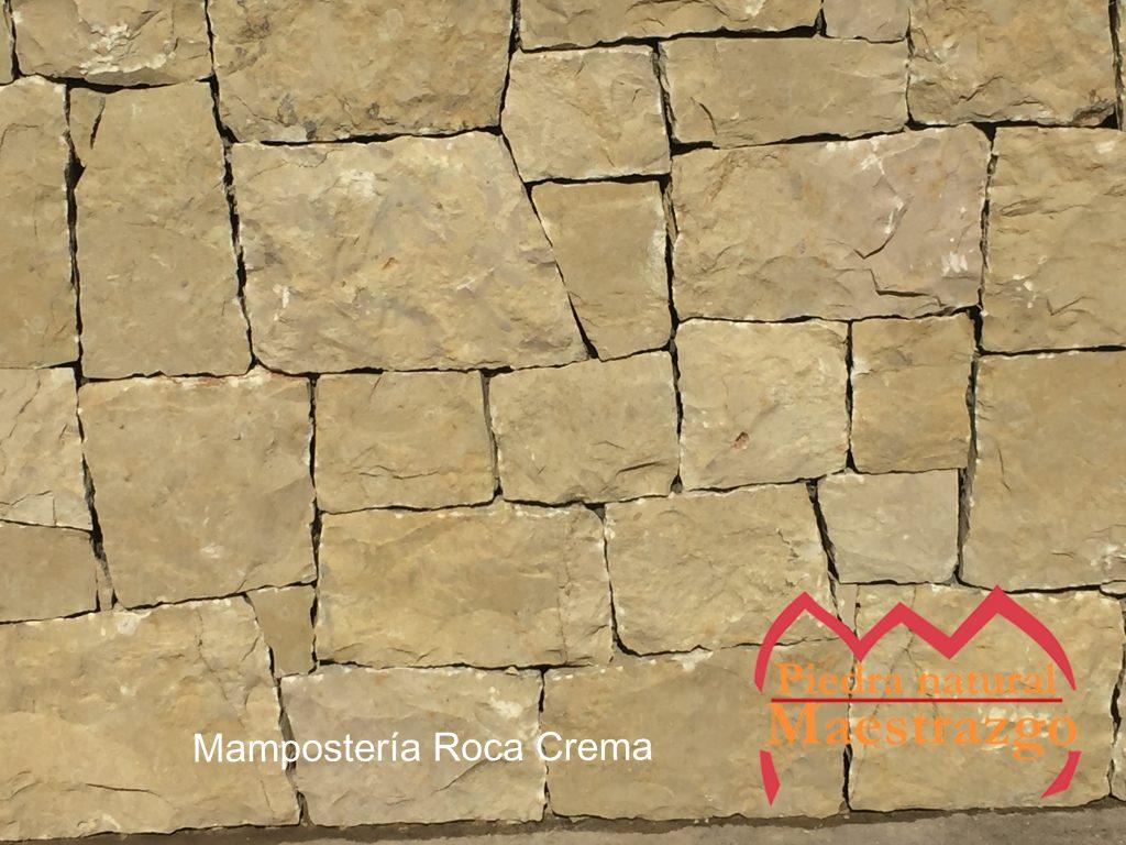 muros de mampostería